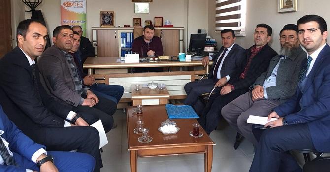 Başkan Arslan'dan Hakkarili engellilere müjde