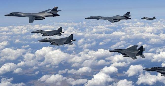 'Suriye'deki Rus üsleri yakınında 7 ABD keşif uçağı tespit edildi'