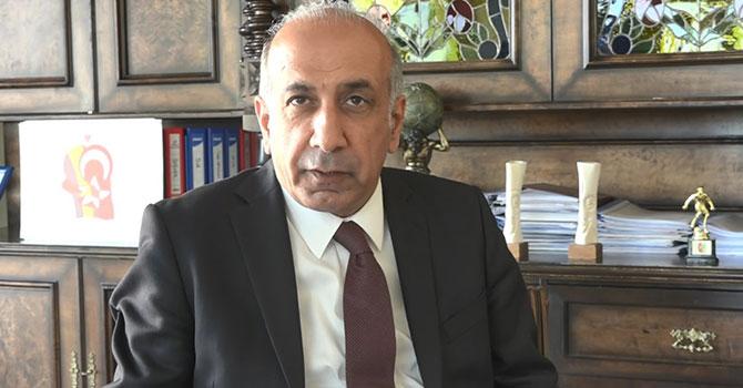 Diyarbakır TSO başkanlığına Mehmet Kaya seçildi