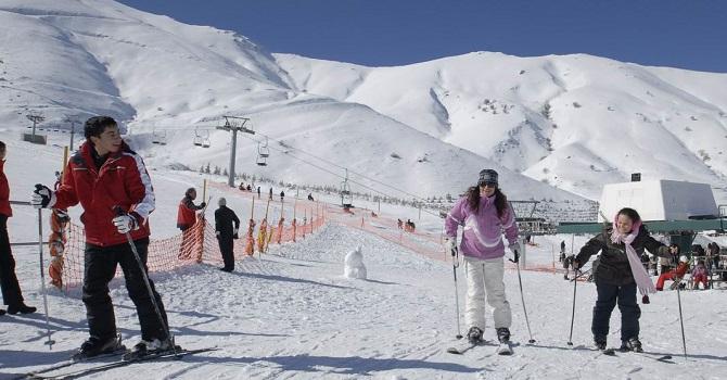 Çaldıran Halkı kayak tesisi istiyor