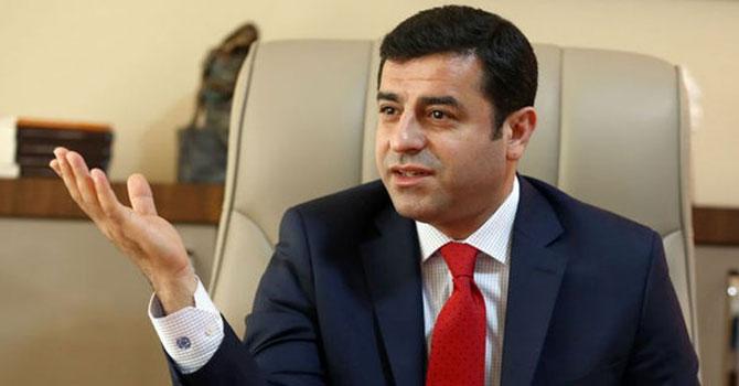 Demirtaş: HDP ile aramda en küçük ideolojik sorun yok