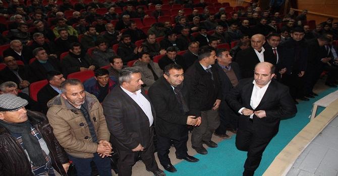 Korucular Başkanı Ziya Sözen Hakkari'de konuştu
