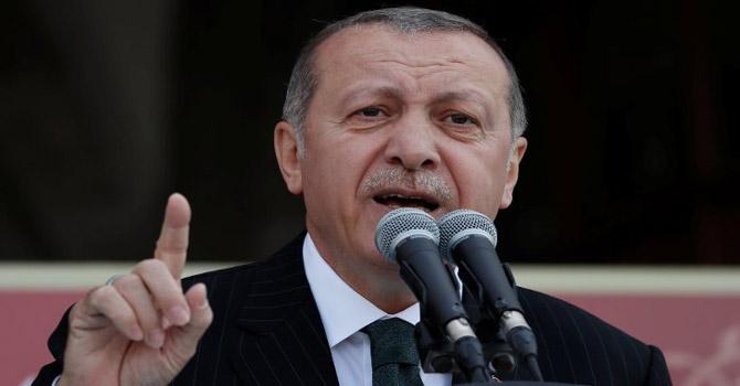 Erdoğan'dan İnce'ye: O neyle konuşacak?