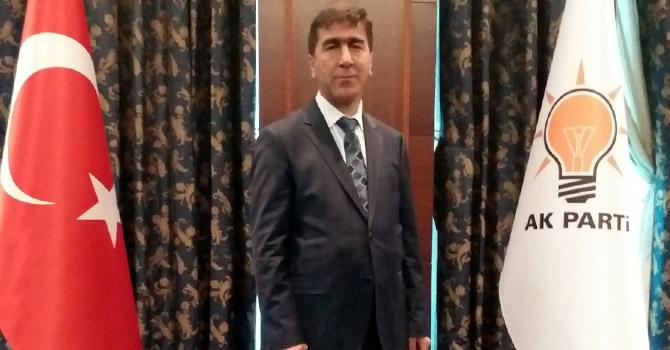 Mehmet Budak Ak Parti'den Hakkari aday adayı
