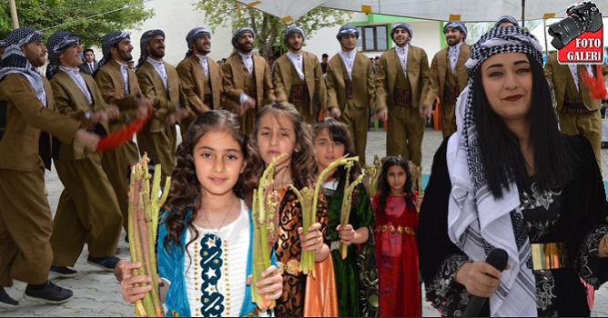 Hakkari'de 2'nci Uçkun Festivali Düzenlendi