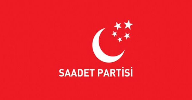 Saadet Partisi Hakkari dahil 10 ilin adayını açıkladı