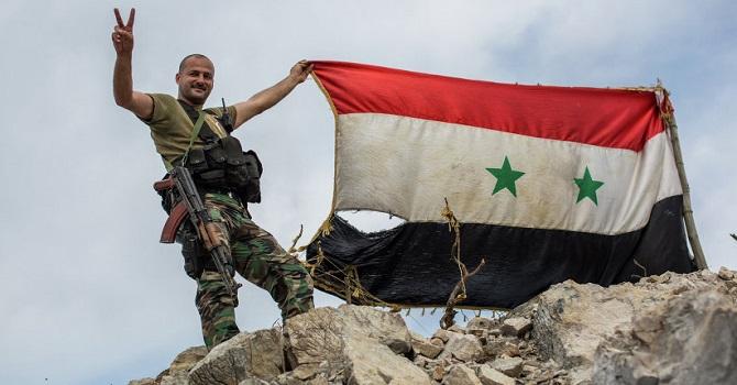 Suriye ordusu El Bab'a giden yolu kontrol altına aldı