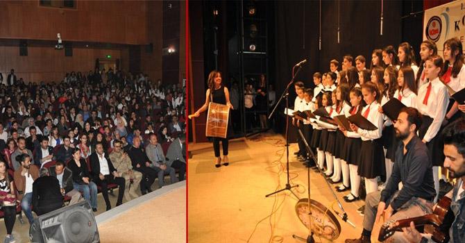 Yüksekova'da birinci koro festivali düzenlendi