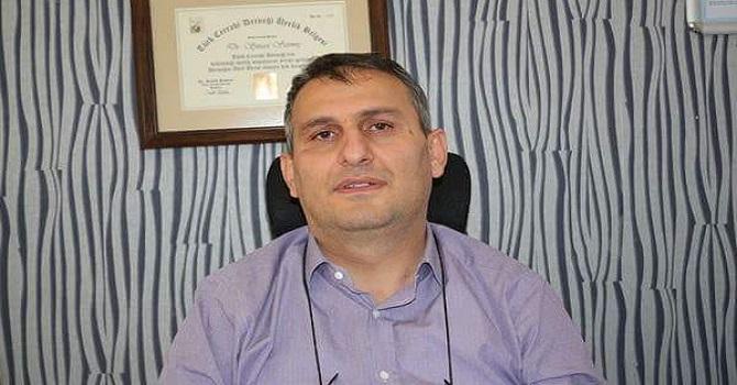 Gururumuz Dr. Şinasi Sevmiş Abdullah Demiralp yazdı...