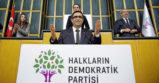 HDP'li Baluken'den tahliye sonrası ilk grup toplantısı