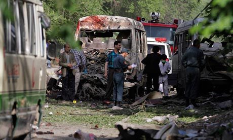 Anayasa Mahkemesi yakınında intihar saldırısı: 12 ölü