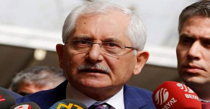 YSK Başkanı Güven: Hayali seçmen yok!