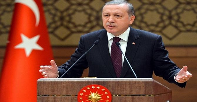 Cumhurbaşkanı Erdoğan'dan çağrı!