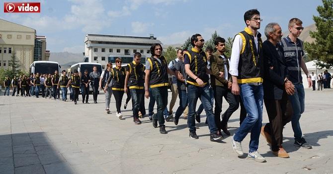 Hakkari Devlet Hastanesine 'Sahte Evrak' Operasyonu: 39 Gözaltı
