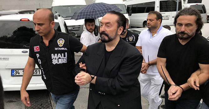 Adnan Oktar soruşturması: 7 gözaltı