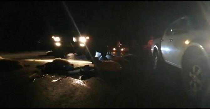 Yüksekova'da Askeri Araç Sürüye Çarptı; 6 Kuzu Öldü, 60 Kuzu Yaralandı
