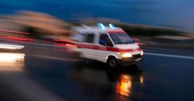 Silvan- Bitlis karayolunda trafik kazası: 1 ölü, 5 yaralı