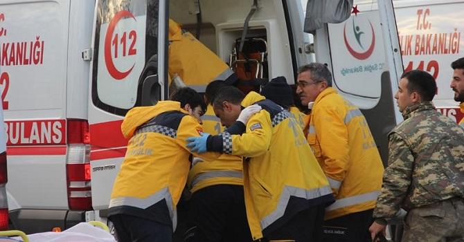 El Bab'da IŞİD saldırısı: 2 şehit, 15 yaralı