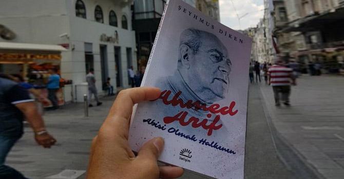 """PEN Türkiye'den Ayın Kitabı : Şeyhmus Diken'in """"Ahmed Arif - Abisi Olmak Halkının"""""""