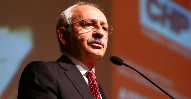 Kılıçdaroğlu: İktidar suni gündem yaratıyor, ben o oyuna gelmem