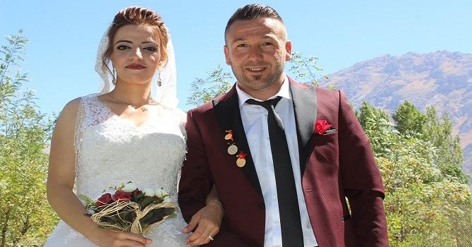 Demir & Özkan ailesinin mutlu günü