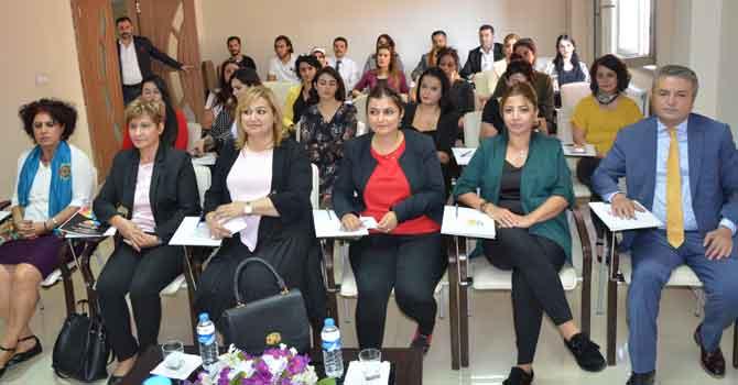 DOGÜNKAD Hakkari'de kadın STK temsilcileri ile buluştu
