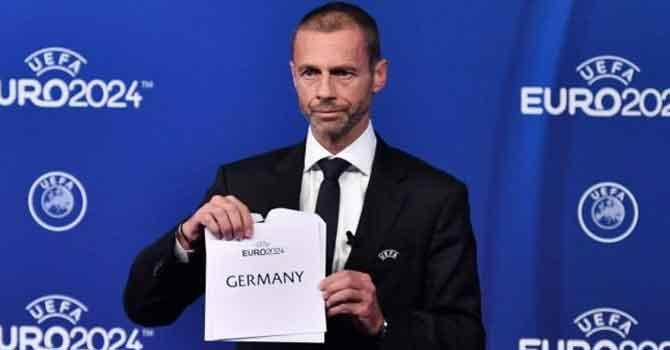EURO 2024 Almanya'da yapılacak
