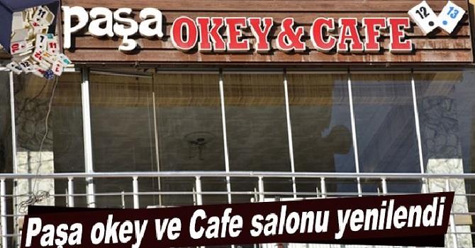 Paşa okey ve Cafe salonu yenilendi