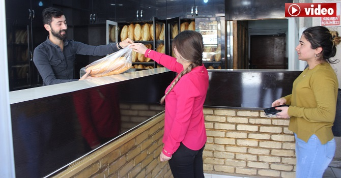 Hakkari'de ekmek fiyatı değişti