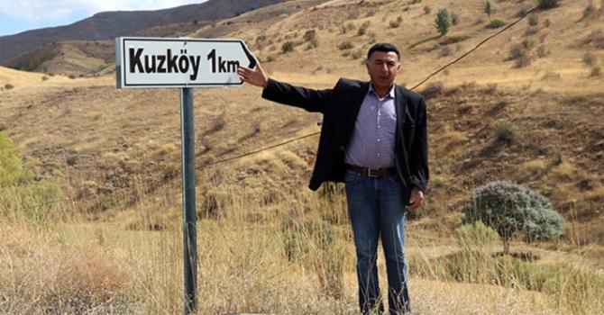 Kürtçe'deki Anlamı Yüzünden, Köylerinin Adının Değiştirilmesini İstiyorlar