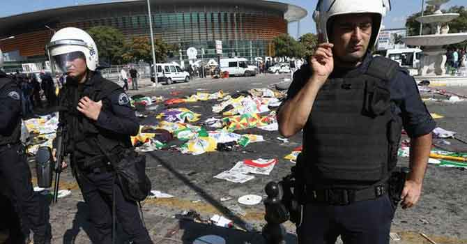 10 Ekim: Kurban yakınları adalet bekliyor