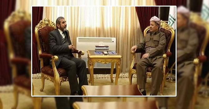İki liderden birlik ve beraberlik buluşması