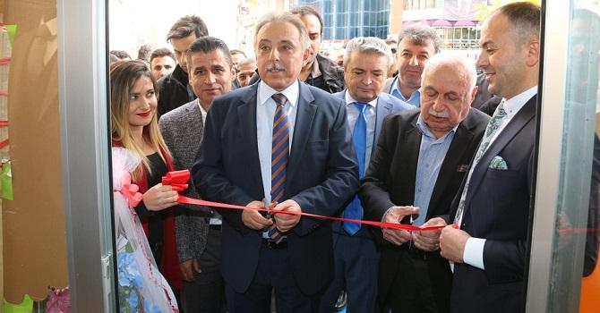 Vali Toprak Hakkari KİP'in açılışını yaptı