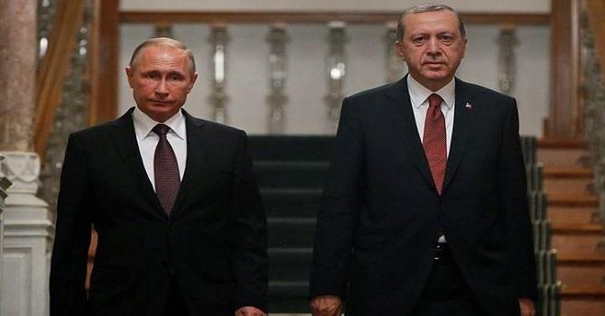 Putin ve Erdoğan'dan 'Suriye' kararı!