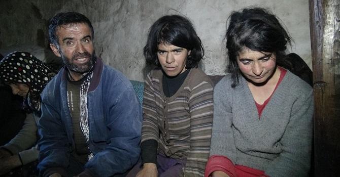 Tunceli'deki bu ailenin öyküsü, hayrete düşürüyor DHA