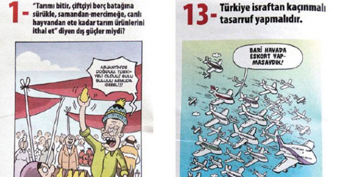 Kılıçdaroğlu'ndan karikatür albümü