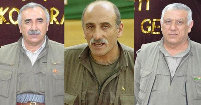 ABD: 3 PKK yöneticisi için ödül koyduk