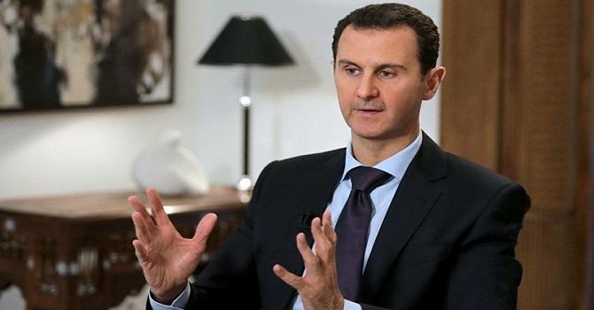 Esad'dan Uluslararası Af Örgütü'ne yalanlama