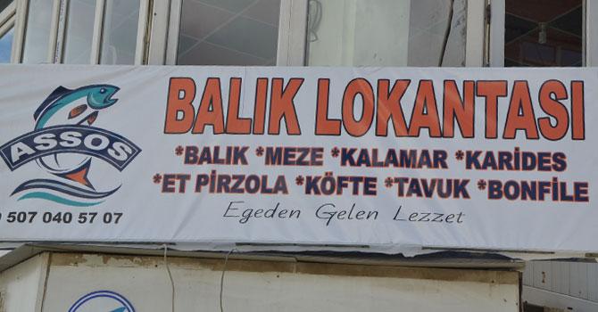 Hakkari'de Assos Balık ve Et Lokantası açıldı