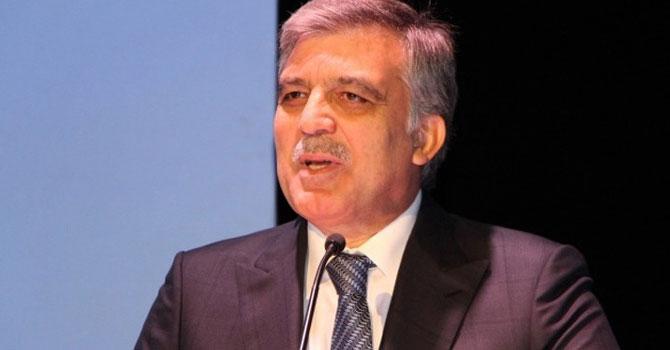 Abdullah Gül'den ihraçlara tepki