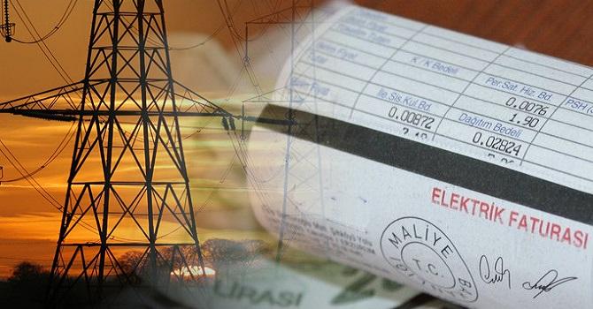 Elektrik faturası Abdullah Demiralp yazdı...