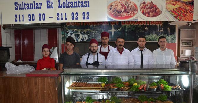 Antep lezzetinin Hakkari'deki adresi Sultanlar Ocakaşı