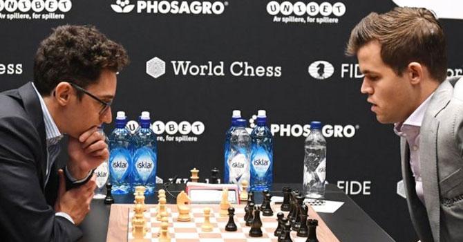 Dünya Satranç Şampiyonası'nda büyük ustalar haftalardır yenişemiyor