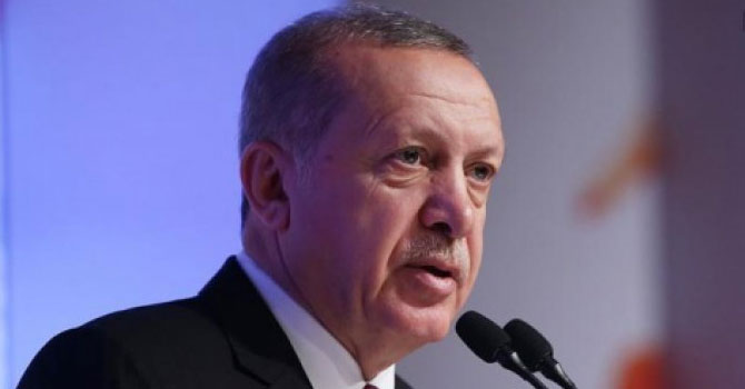 Erdoğan: Bürokratik oligarşiye fırsat vermememiz lazım