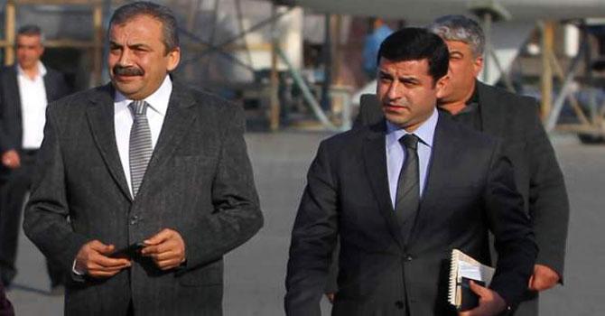 Selahattin Demirtaş ve Önder'in hapis cezaları onandı
