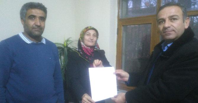 Abdurrahim Yaşar HDP'den aday adayı oldu!