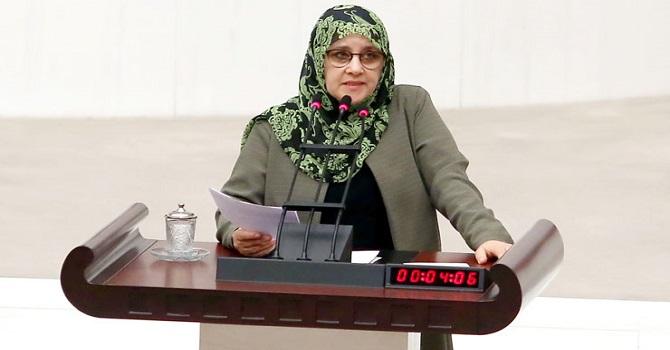 """HDP'li Hüda Kaya: İnancımıza göre """"Evet"""" demek Allah'ı inkâr etmektir"""