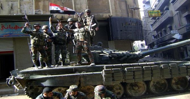 Suriye Ordusu El Bab'a ulaştı!