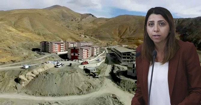 HDP'li İrmez Hakkari Üniversitesini sordu