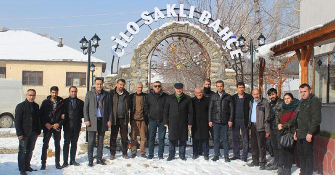 YÜTSO Başkanı Pınar, gazetecilerle buluştu